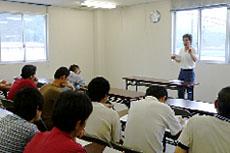 品質管理・衛生管理の教育訓練を行い、管理体制の強化を図っています