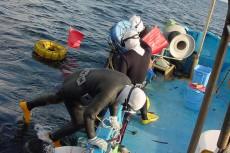 三重県 浜の声:海女漁業