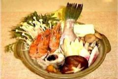 塩魚汁貝焼き