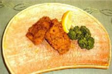 椎茸パン粉焼き