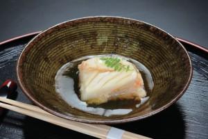平成23年度おさかな料理コンクール 入選 堀口大輝(相可高校1年)
