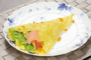 平成24年度おさかな料理コンクール 入選 山田佳世(亀山高校3年・当時)