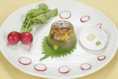 平成23年度おさかな料理コンクール 入選 松崎桃(星見ヶ丘小学校6年)