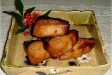 ぶり(はまち)の味噌漬け