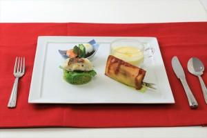 平成29年度おさかな料理コンクール 三重県知事賞 長田実季(相可高校3年)